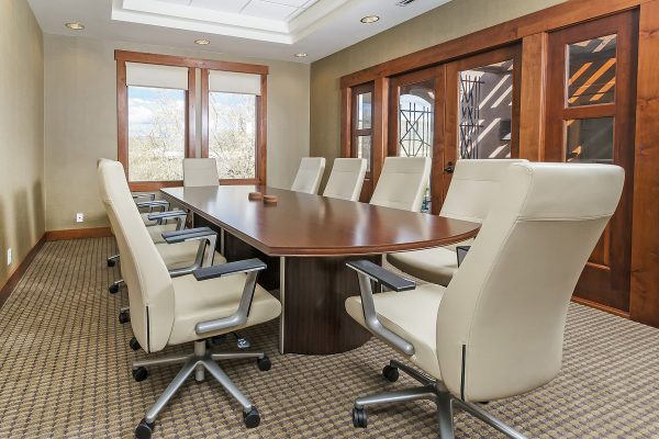 Castle Rock Investments - board room